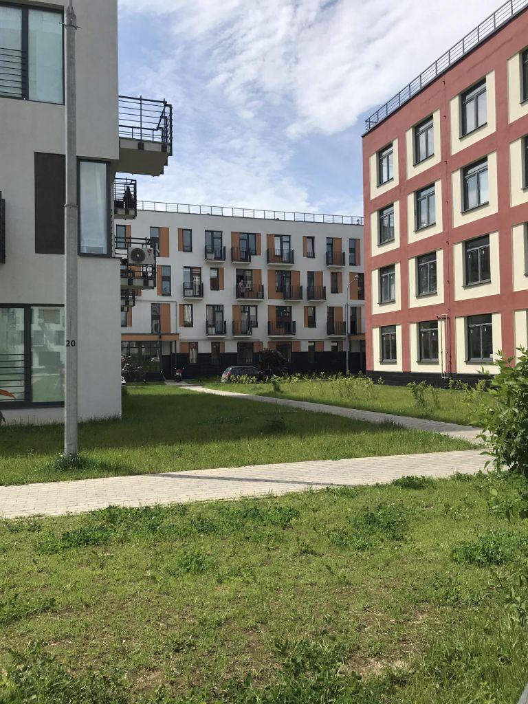Продажа однокомнатной квартиры поселок Мещерино, цена 3500000 рублей, 2021 год объявление №494076 на megabaz.ru