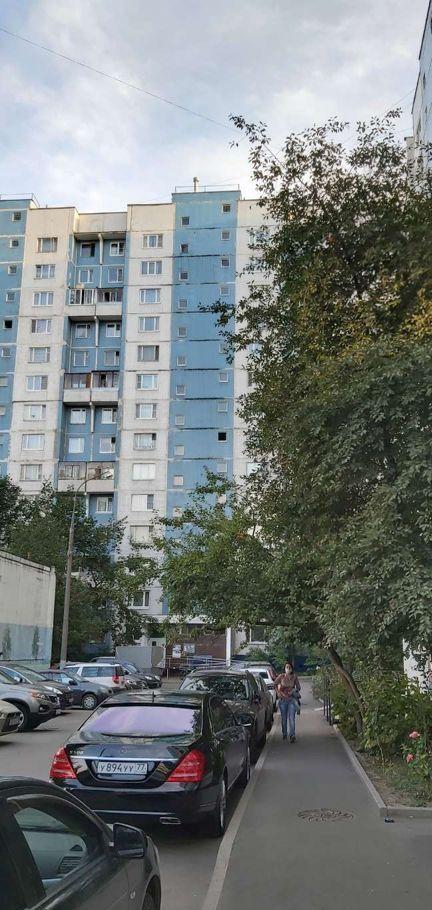 Продажа однокомнатной квартиры Москва, метро Красногвардейская, Кустанайская улица 11к1, цена 7200000 рублей, 2020 год объявление №494412 на megabaz.ru
