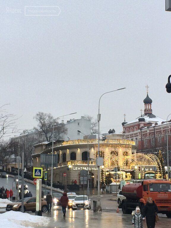 Продажа студии Москва, метро Трубная, 1-й Колобовский переулок 27/3с2, цена 4390000 рублей, 2021 год объявление №559945 на megabaz.ru