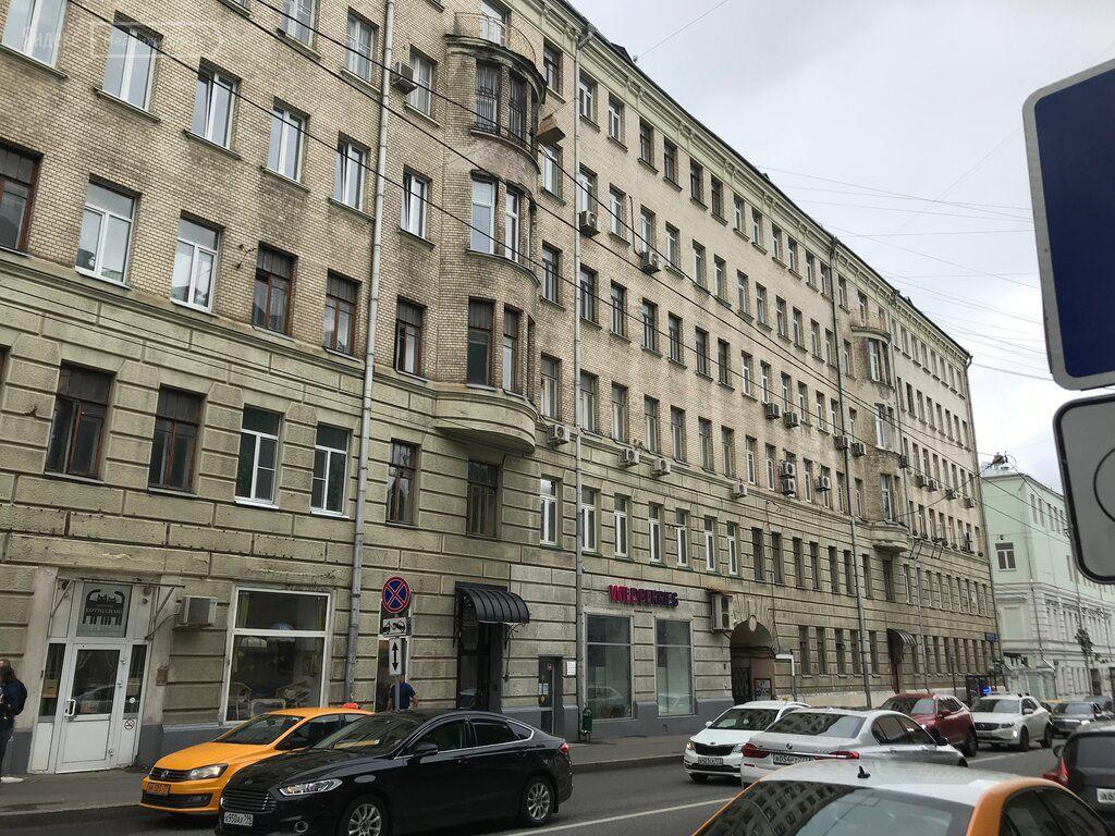 Продажа студии Москва, метро Красные ворота, Новая Басманная улица 31с1, цена 7650000 рублей, 2020 год объявление №494480 на megabaz.ru
