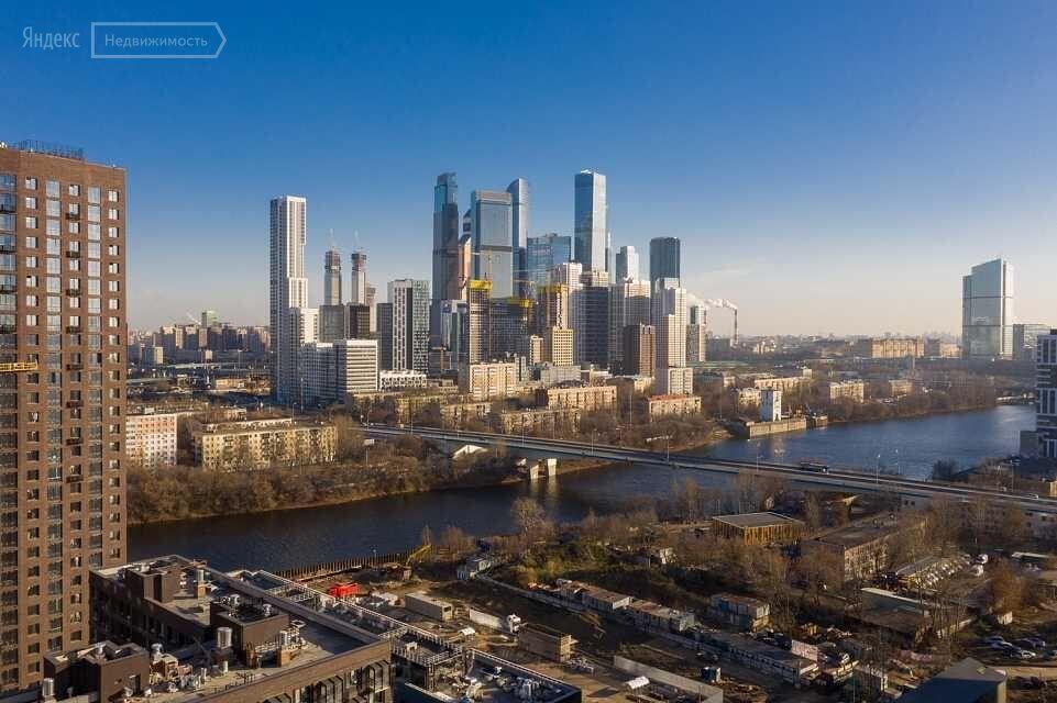 Продажа двухкомнатной квартиры Москва, метро Фили, Береговой проезд 3к1, цена 24500000 рублей, 2021 год объявление №557232 на megabaz.ru