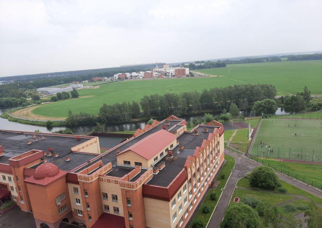 Продажа двухкомнатной квартиры поселок Развилка, метро Красногвардейская, цена 9150000 рублей, 2021 год объявление №445035 на megabaz.ru