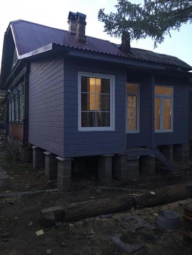 Продажа дома село Жаворонки, 8-я Советская улица 48, цена 2300000 рублей, 2021 год объявление №494905 на megabaz.ru