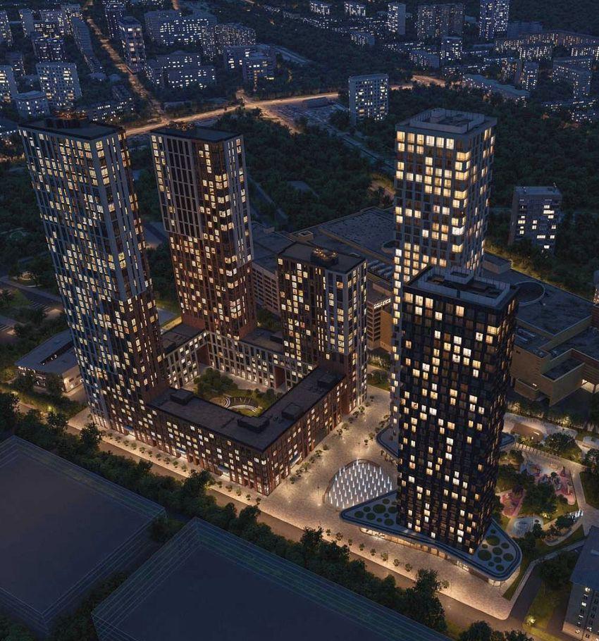 Продажа двухкомнатной квартиры Москва, метро Фили, цена 16500000 рублей, 2021 год объявление №442957 на megabaz.ru