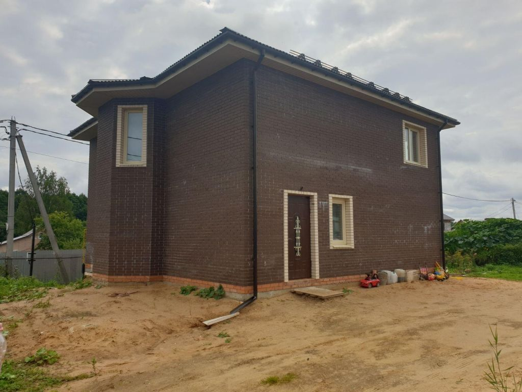 Продажа дома деревня Новая, цена 12500000 рублей, 2021 год объявление №479392 на megabaz.ru