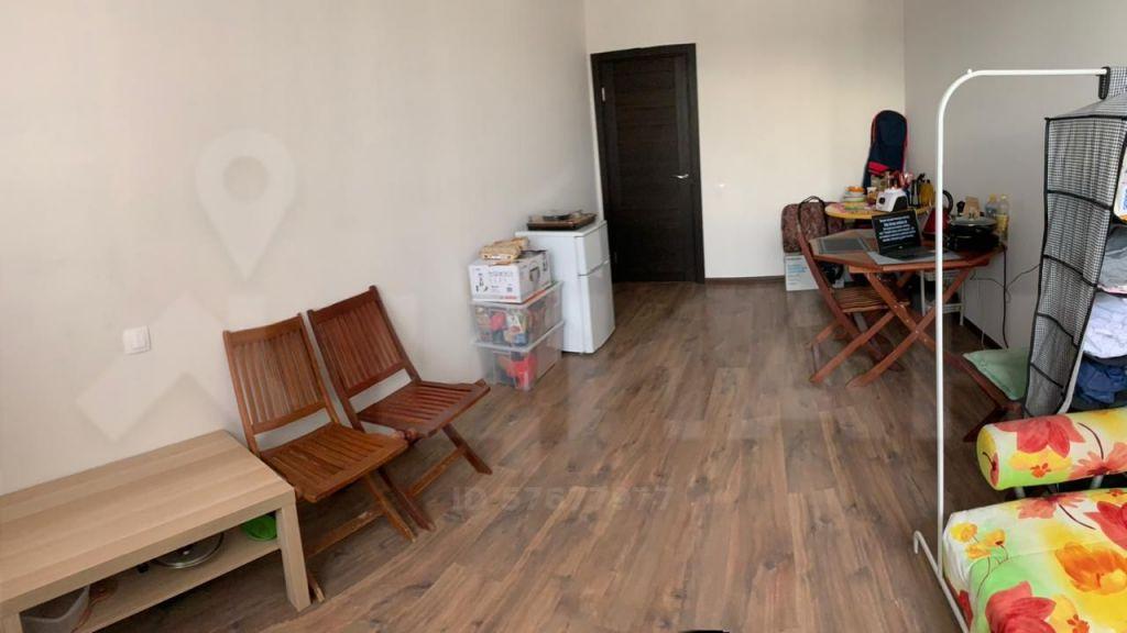Продажа однокомнатной квартиры поселок Развилка, метро Зябликово, Римский проезд 1, цена 6700000 рублей, 2021 год объявление №490777 на megabaz.ru