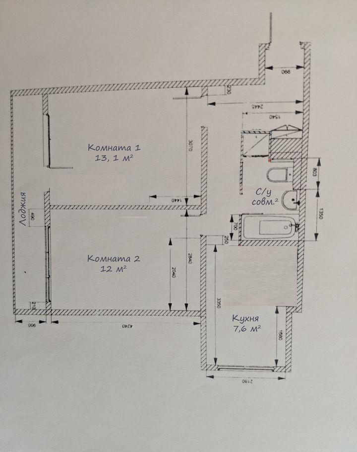 Аренда двухкомнатной квартиры Пущино, цена 18000 рублей, 2021 год объявление №1203709 на megabaz.ru