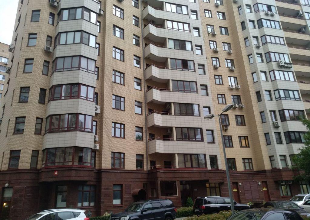 Продажа двухкомнатной квартиры Москва, метро Парк Победы, улица Пудовкина 7, цена 34000000 рублей, 2020 год объявление №494837 на megabaz.ru