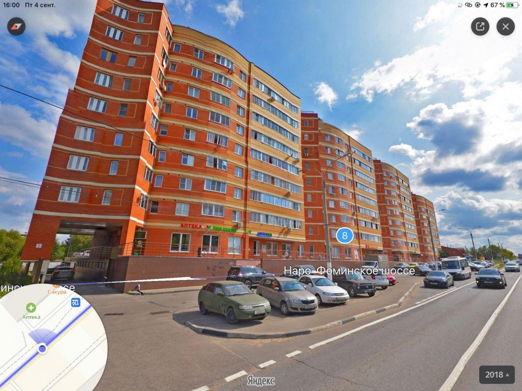 Аренда двухкомнатной квартиры Кубинка, Наро-Фоминское шоссе 8, цена 25000 рублей, 2021 год объявление №1202319 на megabaz.ru