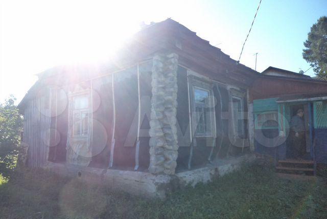 Продажа дома Кашира, улица Ямской Посёлок, цена 2312121 рублей, 2021 год объявление №554821 на megabaz.ru