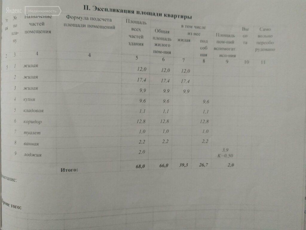 Продажа трёхкомнатной квартиры село Речицы, Центральная улица 2Б, цена 4500000 рублей, 2021 год объявление №495181 на megabaz.ru