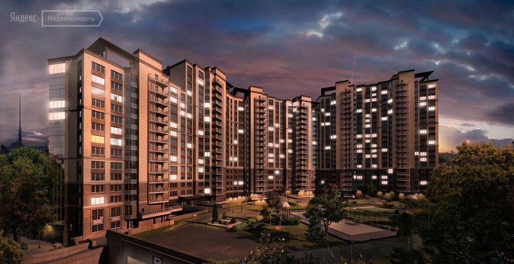 Продажа двухкомнатной квартиры Москва, метро Славянский бульвар, цена 13500000 рублей, 2020 год объявление №495886 на megabaz.ru