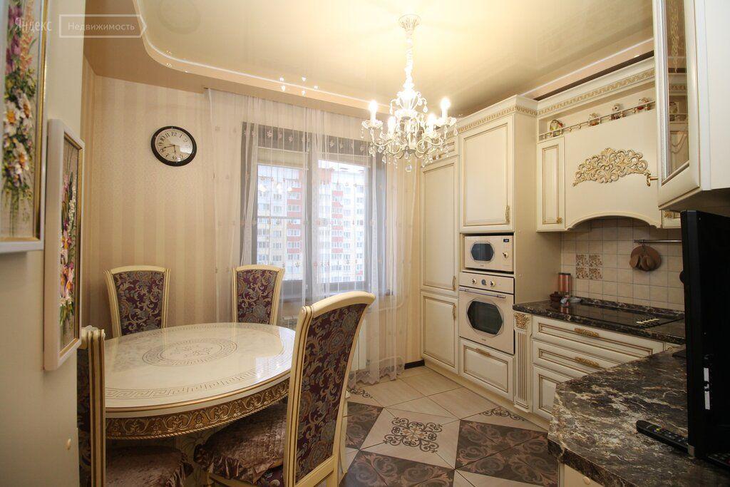 Продажа трёхкомнатной квартиры поселок ВНИИССОК, улица Дружбы 17, цена 15000000 рублей, 2021 год объявление №690839 на megabaz.ru