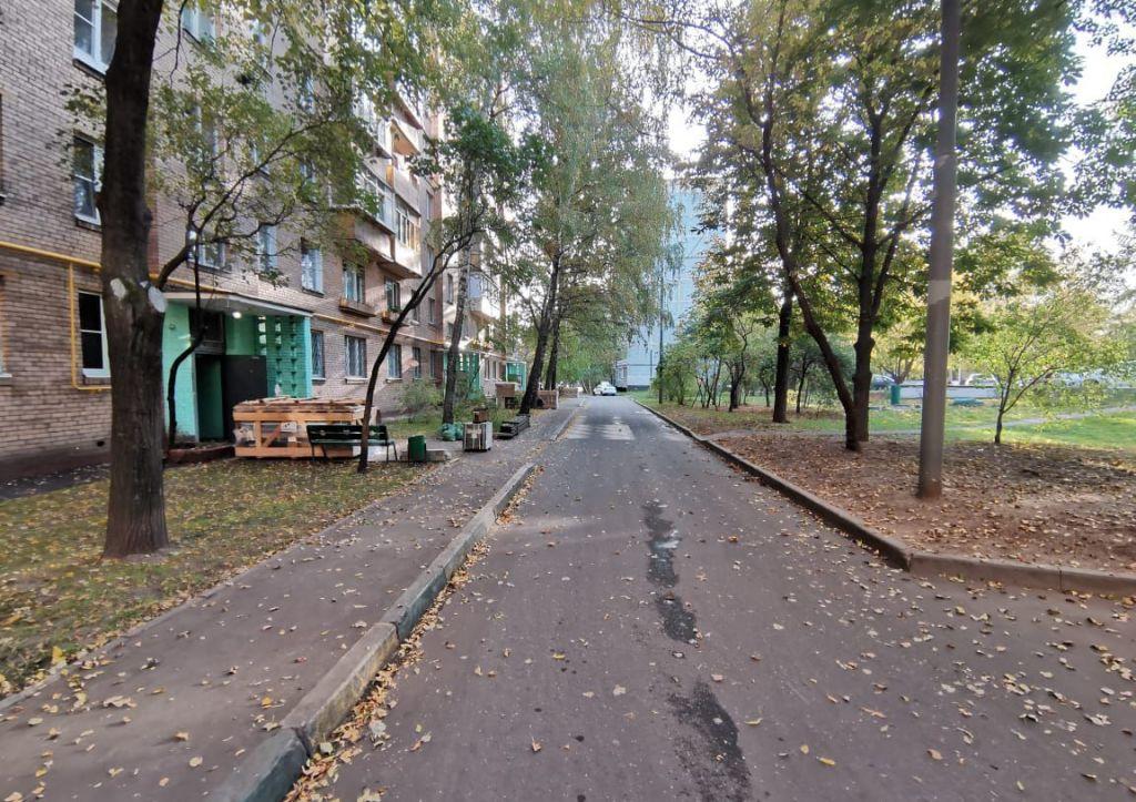 Продажа двухкомнатной квартиры Москва, метро Братиславская, улица Верхние Поля 7к2, цена 8000000 рублей, 2021 год объявление №515610 на megabaz.ru