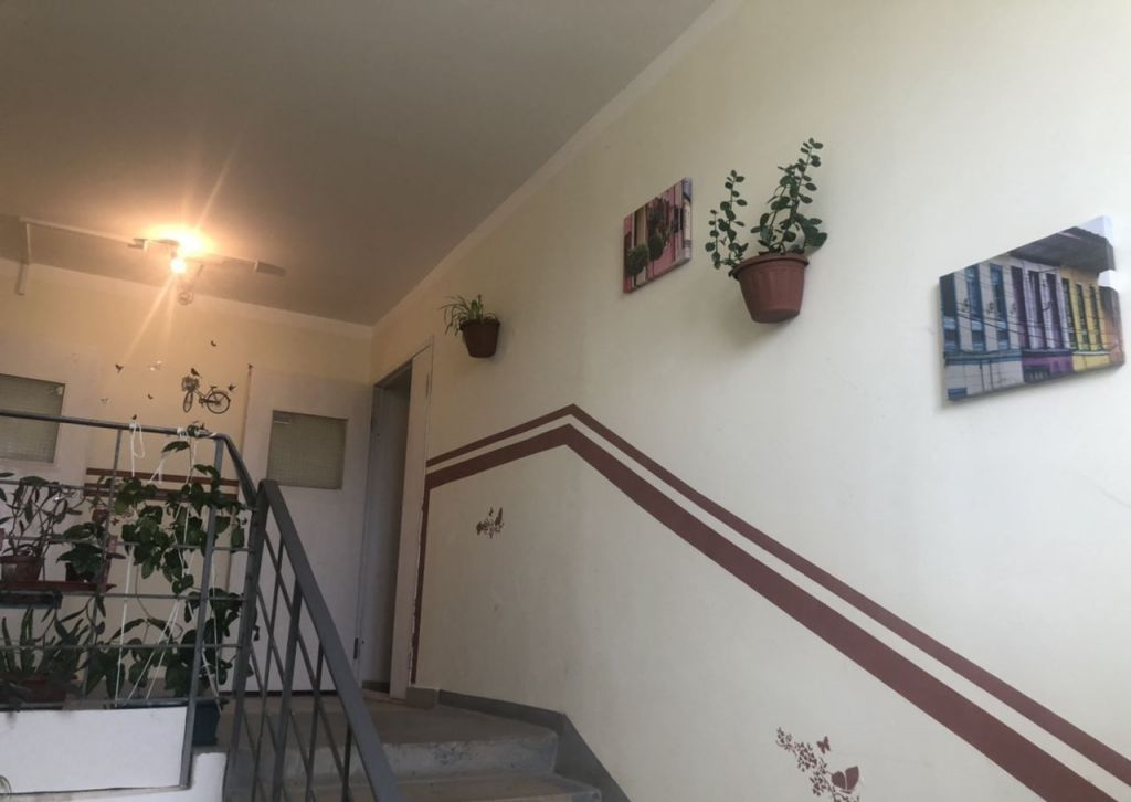 Продажа однокомнатной квартиры село Верзилово, Центральная улица 5, цена 1280000 рублей, 2020 год объявление №495491 на megabaz.ru