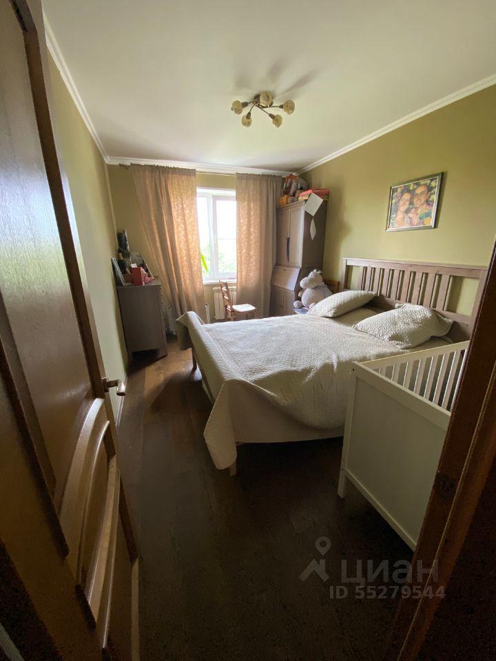 Продажа трёхкомнатной квартиры поселок Зеленый, цена 7500000 рублей, 2021 год объявление №643198 на megabaz.ru