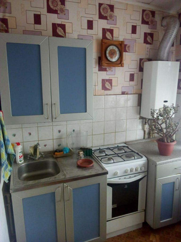 Аренда трёхкомнатной квартиры Куровское, улица Свердлова 44, цена 12000 рублей, 2020 год объявление №1203641 на megabaz.ru