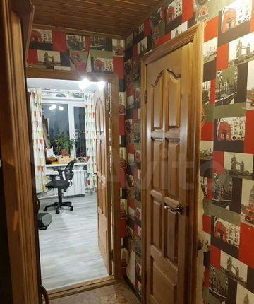 Продажа двухкомнатной квартиры поселок Быково, Московская улица 8, цена 6500000 рублей, 2021 год объявление №597078 на megabaz.ru