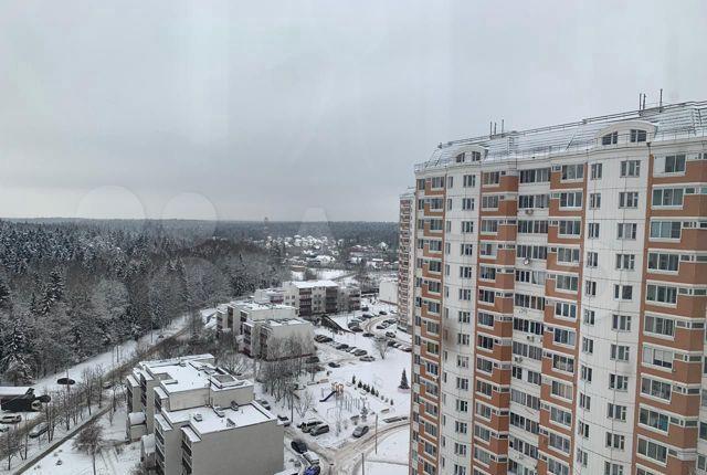 Аренда двухкомнатной квартиры деревня Брёхово, цена 25000 рублей, 2021 год объявление №1307989 на megabaz.ru