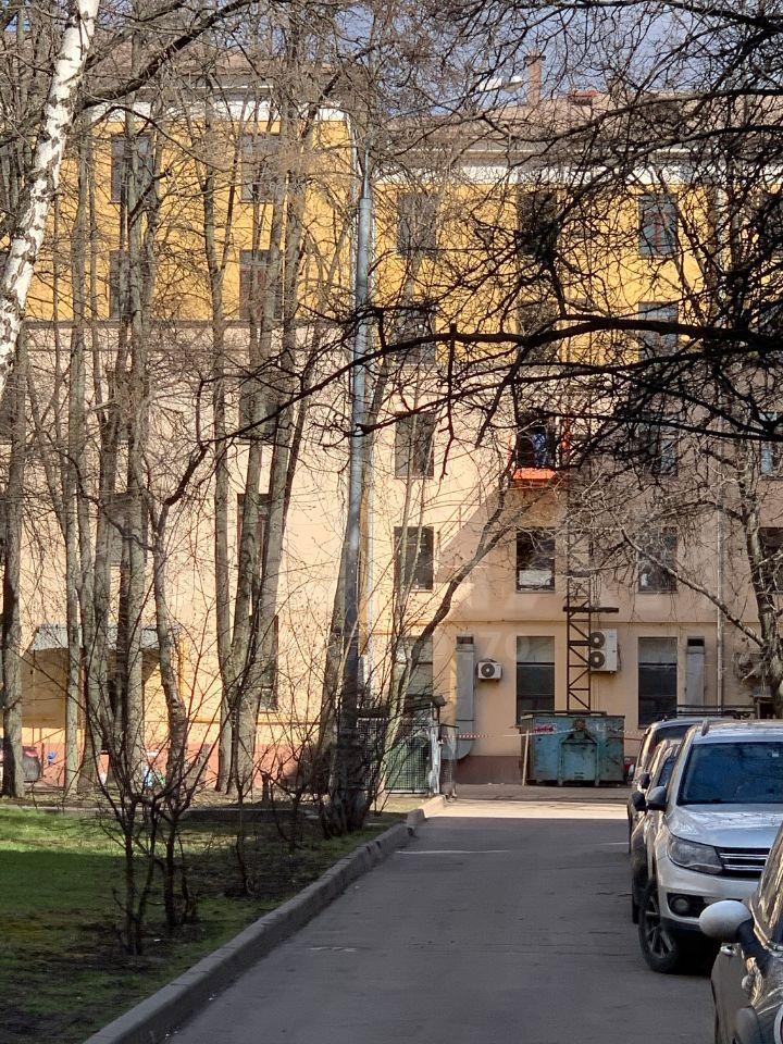 Продажа студии Москва, метро Владыкино, Ботаническая улица 41к7, цена 3600000 рублей, 2020 год объявление №496610 на megabaz.ru
