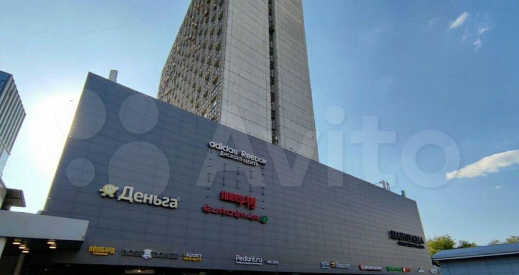 Продажа студии Москва, метро Автозаводская, Автозаводская улица 17, цена 3690000 рублей, 2021 год объявление №652973 на megabaz.ru