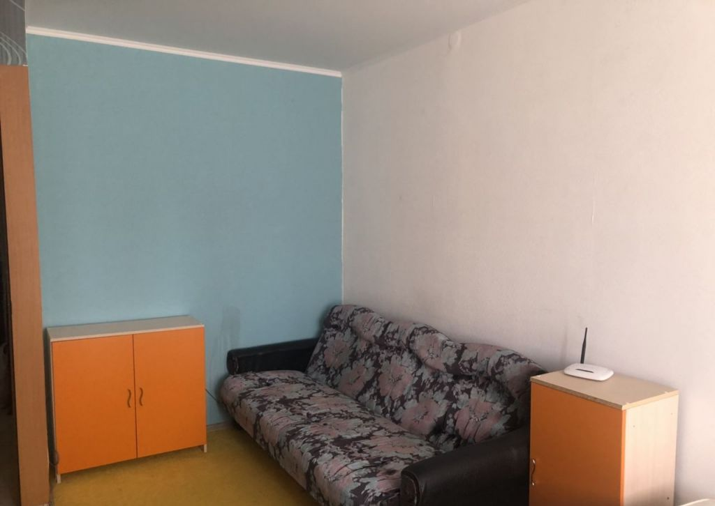 Аренда однокомнатной квартиры Луховицы, Учебный переулок 5, цена 13500 рублей, 2021 год объявление №1204273 на megabaz.ru