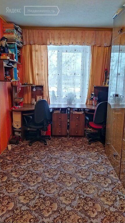 Продажа двухкомнатной квартиры Красноармейск, Дачная улица 15, цена 3200000 рублей, 2021 год объявление №587147 на megabaz.ru