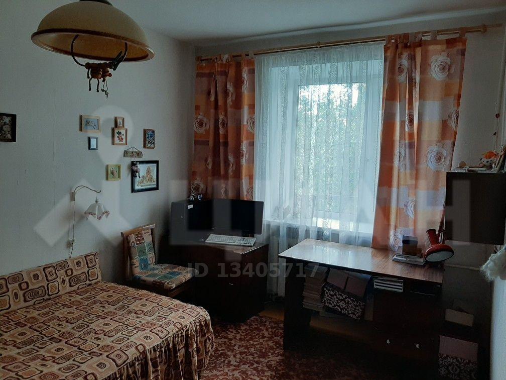Продажа трёхкомнатной квартиры поселок Строитель, цена 3350000 рублей, 2021 год объявление №351096 на megabaz.ru
