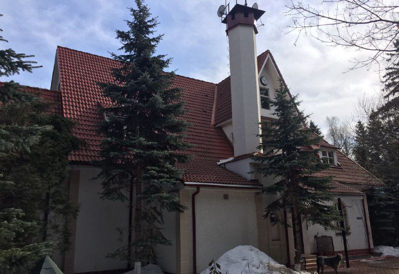 Аренда дома дачный посёлок Лесной Городок, Центральная улица, цена 226000 рублей, 2021 год объявление №1193018 на megabaz.ru
