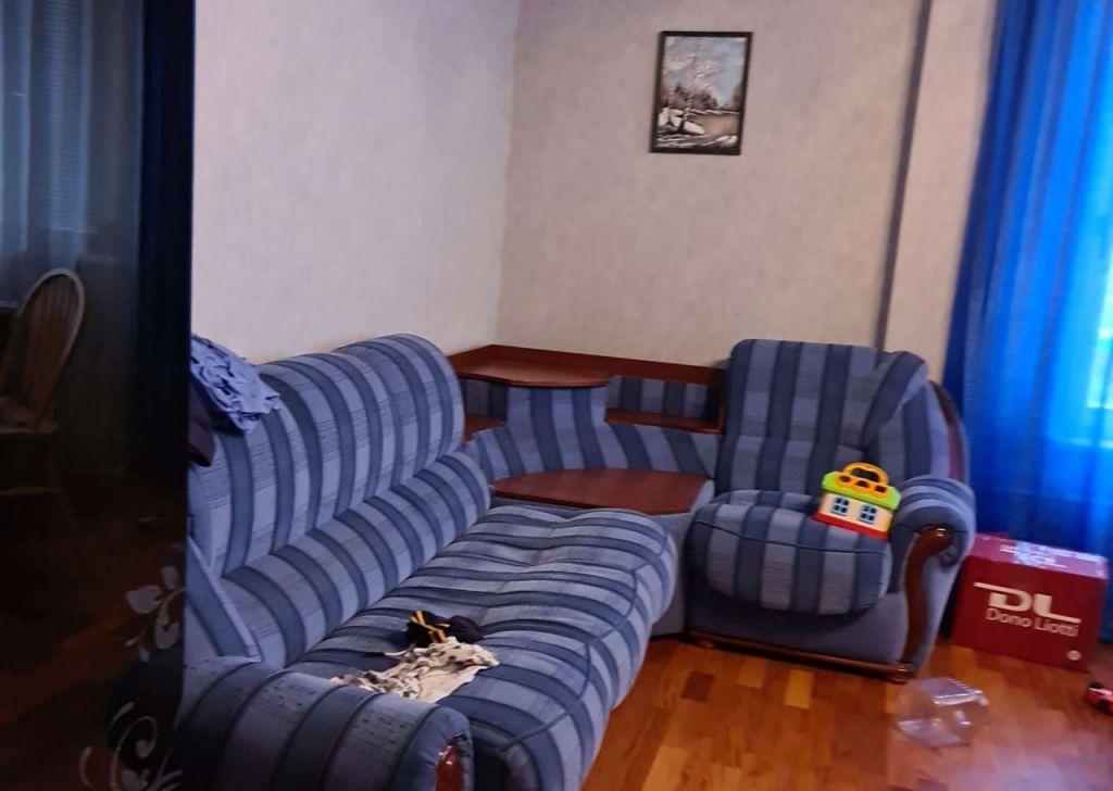 Продажа двухкомнатной квартиры Москва, метро Текстильщики, Саратовская улица 14/1, цена 12900000 рублей, 2021 год объявление №498021 на megabaz.ru