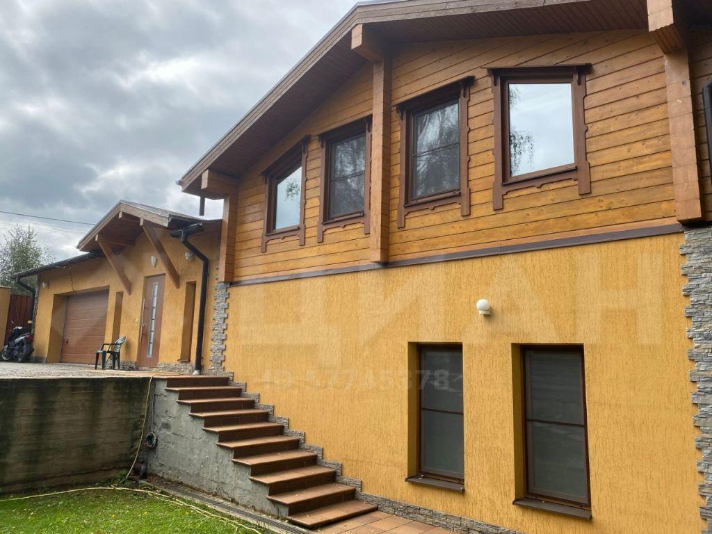 Продажа дома деревня Болтино, Спортивная улица, цена 19800000 рублей, 2021 год объявление №491820 на megabaz.ru