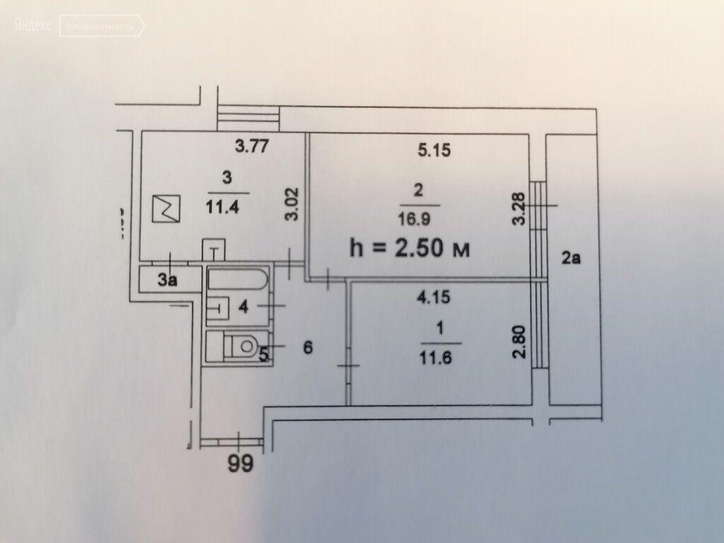 Продажа двухкомнатной квартиры Москва, метро Площадь Ильича, Таможенный проезд 8к2, цена 13080000 рублей, 2021 год объявление №547360 на megabaz.ru