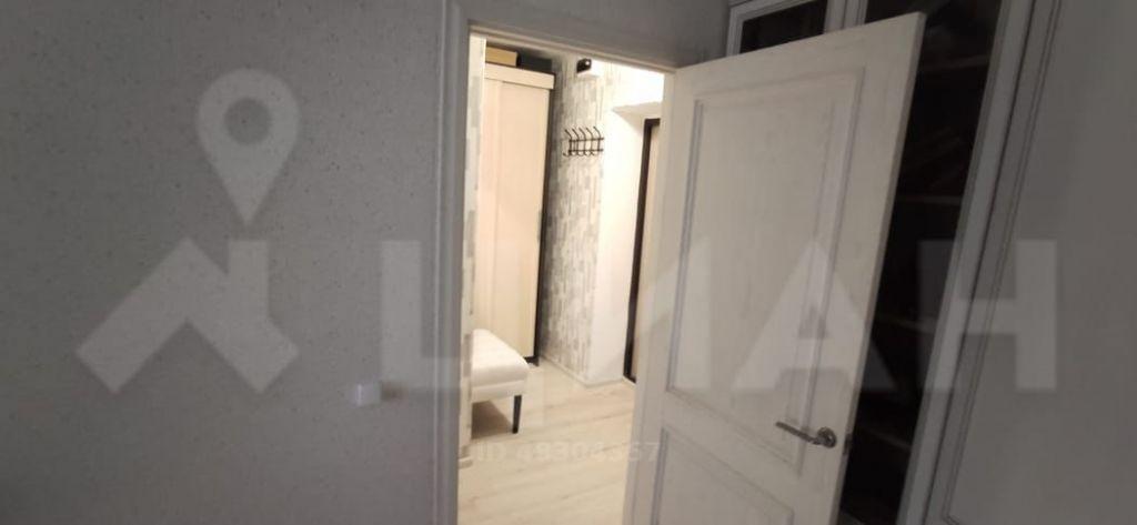 Продажа однокомнатной квартиры Руза, метро Тушинская, Революционная улица 26, цена 3000000 рублей, 2020 год объявление №496575 на megabaz.ru