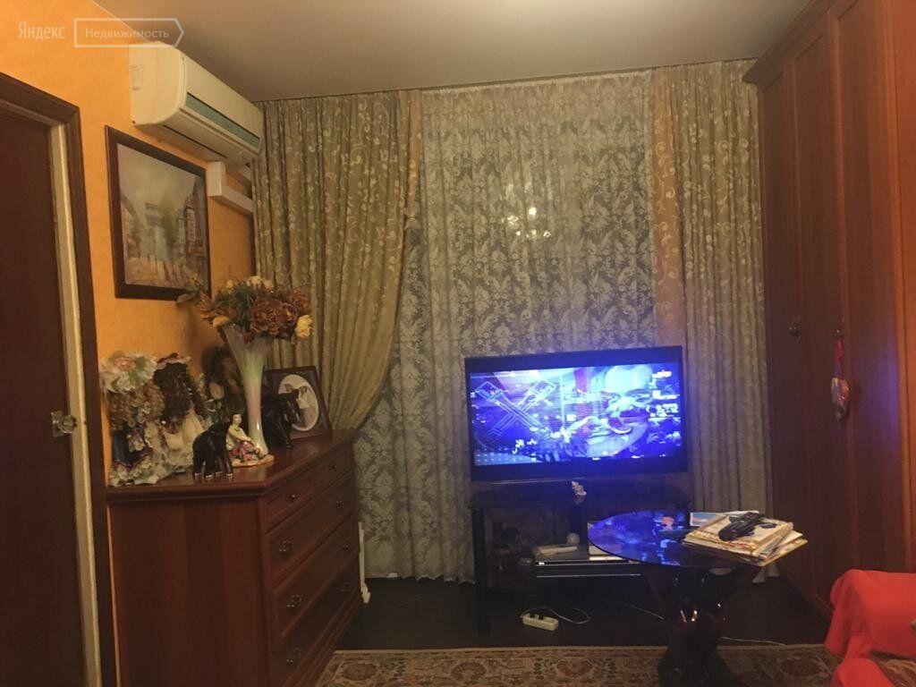 Продажа двухкомнатной квартиры Москва, метро Калужская, Херсонская улица 30к1, цена 9500000 рублей, 2020 год объявление №498492 на megabaz.ru