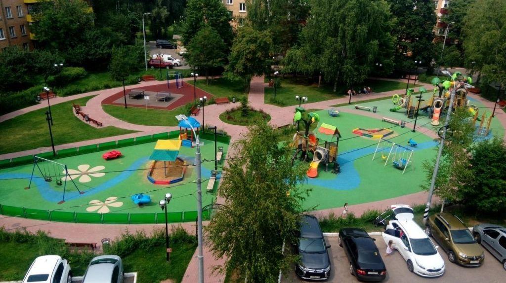 Продажа трёхкомнатной квартиры поселок Барвиха, цена 7600000 рублей, 2021 год объявление №480044 на megabaz.ru