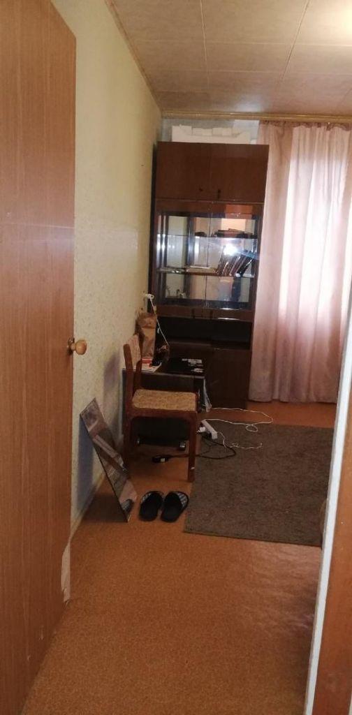 Продажа двухкомнатной квартиры рабочий поселок Оболенск, Осенний бульвар 3А, цена 1600000 рублей, 2021 год объявление №449058 на megabaz.ru