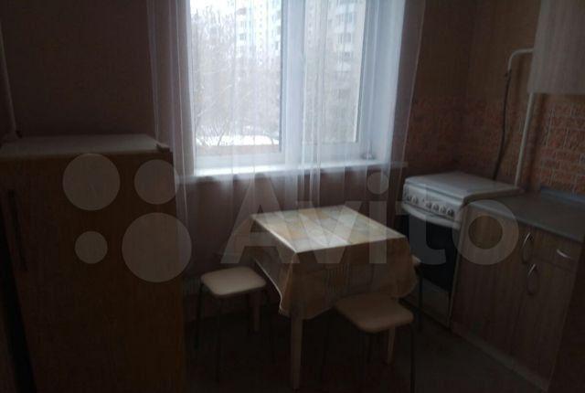 Аренда однокомнатной квартиры Клин, улица Карла Маркса 45, цена 16000 рублей, 2021 год объявление №1310366 на megabaz.ru