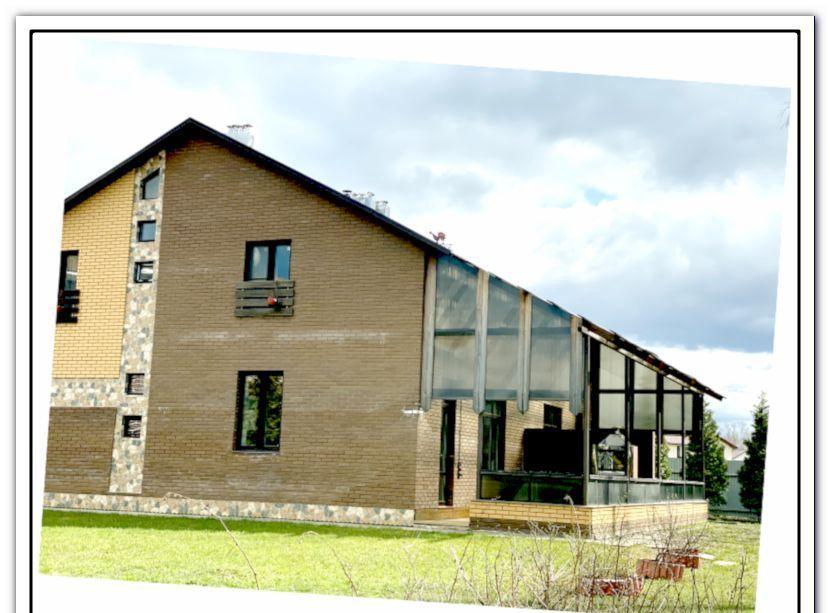 Аренда дома деревня Рыбаки, цена 85000 рублей, 2021 год объявление №1272898 на megabaz.ru