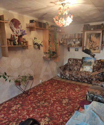 Продажа трёхкомнатной квартиры поселок Зверосовхоза, Школьная улица 7, цена 4500000 рублей, 2021 год объявление №541633 на megabaz.ru