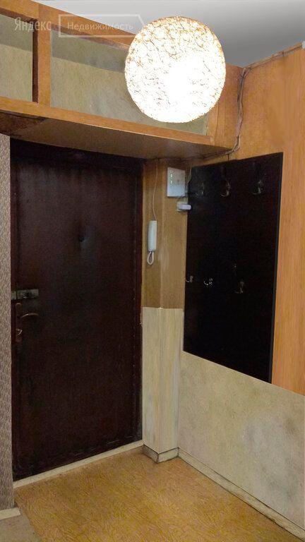 Продажа однокомнатной квартиры Москва, метро Кузьминки, улица Академика Скрябина 30к2, цена 8100000 рублей, 2021 год объявление №528299 на megabaz.ru