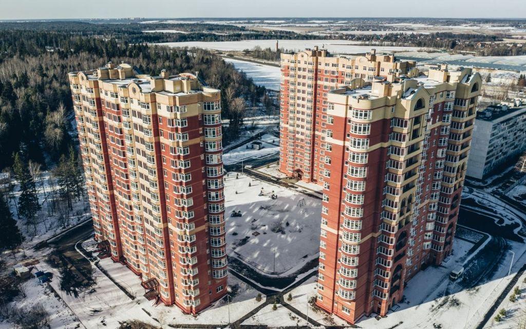 Продажа трёхкомнатной квартиры поселок Горки-10, цена 6200000 рублей, 2021 год объявление №496904 на megabaz.ru