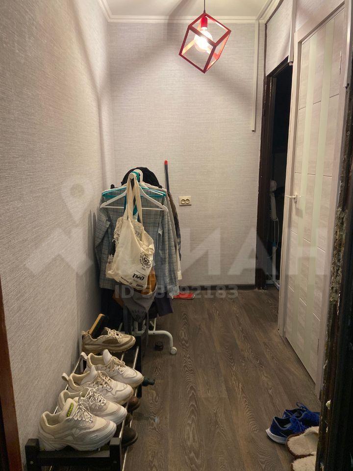Продажа однокомнатной квартиры Москва, метро Водный стадион, Нарвская улица 15к1, цена 6750000 рублей, 2020 год объявление №500176 на megabaz.ru