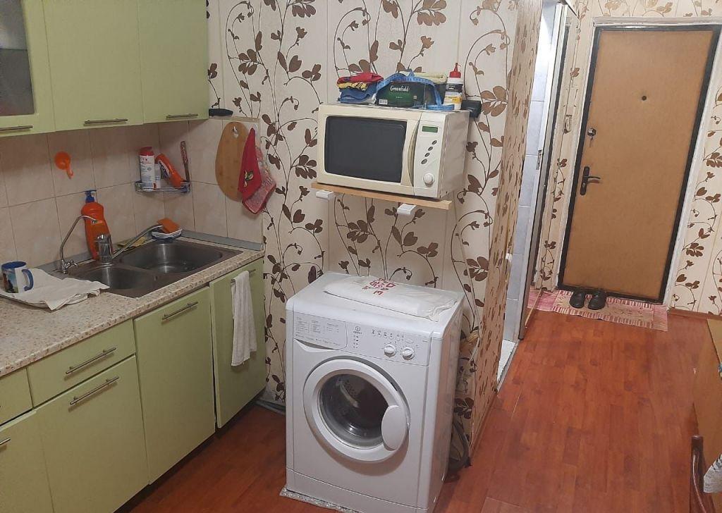 Продажа однокомнатной квартиры поселок Лунёво, Гаражная улица 2, цена 2700000 рублей, 2021 год объявление №497249 на megabaz.ru