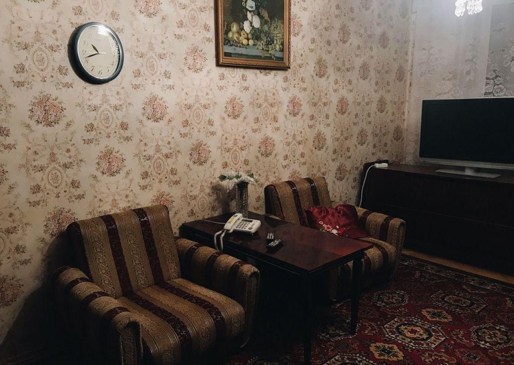 Аренда двухкомнатной квартиры Москва, метро Рижская, Большая Переяславская улица 17, цена 43000 рублей, 2021 год объявление №1198068 на megabaz.ru
