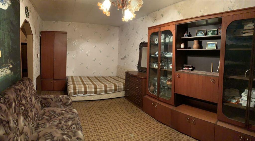 Продажа однокомнатной квартиры Чехов, улица Гагарина 46, цена 2100000 рублей, 2020 год объявление №504171 на megabaz.ru