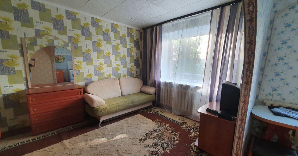 Продажа однокомнатной квартиры Рошаль, улица Свердлова 24А, цена 1300000 рублей, 2020 год объявление №497231 на megabaz.ru