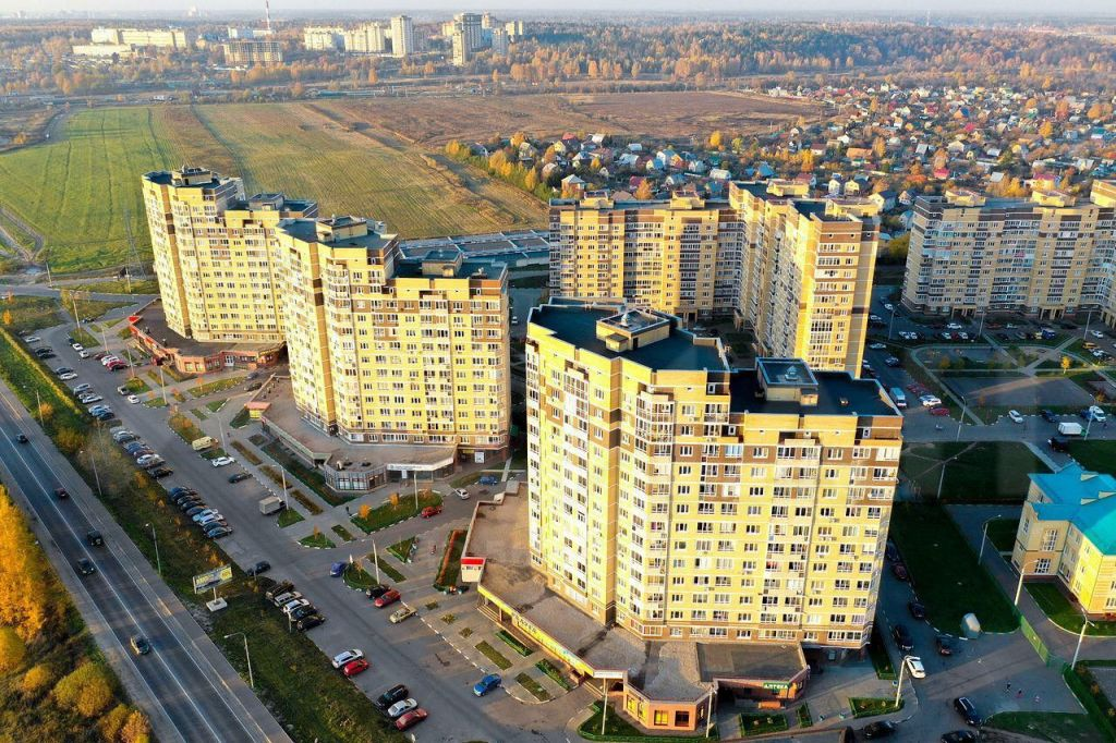 Продажа однокомнатной квартиры поселок Аничково, метро Щелковская, цена 3300000 рублей, 2020 год объявление №470018 на megabaz.ru