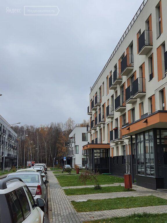 Аренда однокомнатной квартиры поселок Мещерино, метро Домодедовская, цена 25000 рублей, 2021 год объявление №1265222 на megabaz.ru