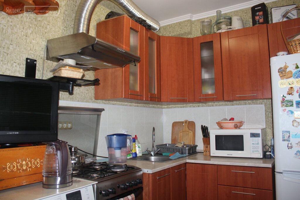 Продажа двухкомнатной квартиры поселок Новосиньково, цена 2500000 рублей, 2020 год объявление №497549 на megabaz.ru