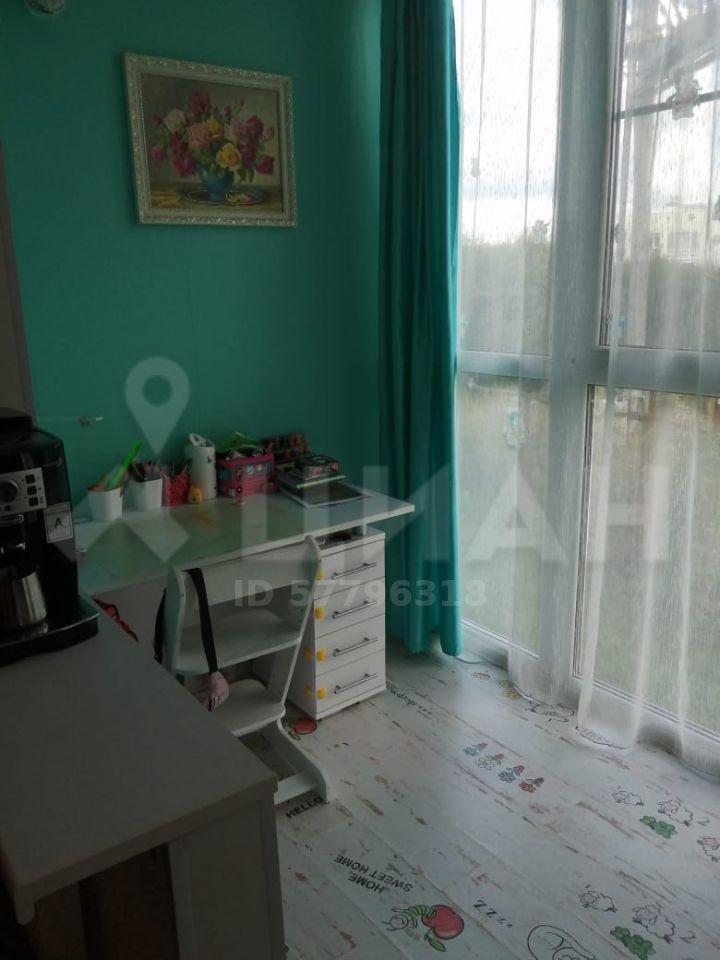 Продажа однокомнатной квартиры деревня Чёрная, Московская улица 2, цена 4550000 рублей, 2021 год объявление №500356 на megabaz.ru